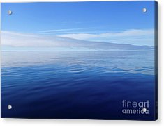 Superior Reflections Acrylic Print by Sandra Updyke