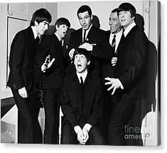 The Beatles, 1964 Acrylic Print by Granger