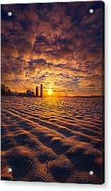 The Gift Acrylic Print by Phil Koch