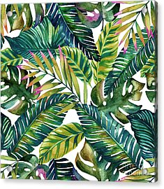 Tropical  Acrylic Print by Mark Ashkenazi
