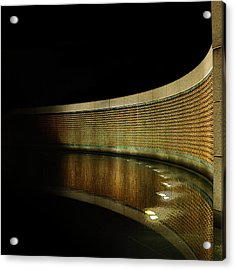World War II Memorial - Stars Acrylic Print by Metro DC Photography