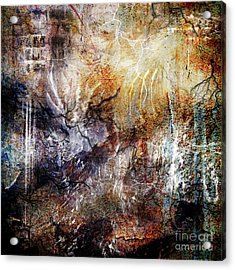 Untitled Acrylic Print by Angelina Cornidez