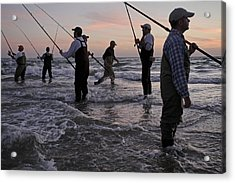 Untitled Acrylic Print by National Geographic