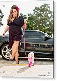 20150808-dsc06180 Acrylic Print by Christopher Holmes