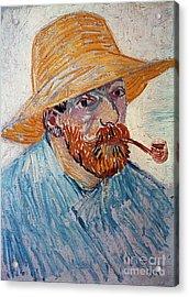 Vincent Van Gogh Acrylic Print by Granger