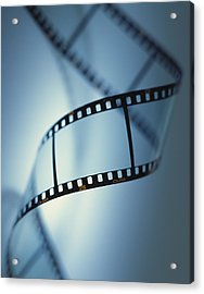 Photographic Film Acrylic Print by Tek Image