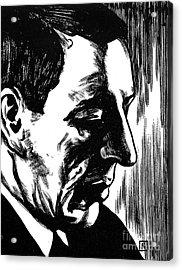 Sergei Rachmaninoff Acrylic Print by Granger
