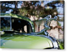 41 Packard Acrylic Print by Alan Look