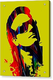 Bono Collection Acrylic Print by Marvin Blaine