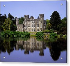 Johnstown Castle, Co Wexford, Ireland Acrylic Print by The Irish Image Collection