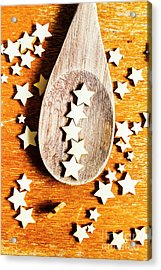 5 Star Catering And Restaurant Award Acrylic Print by Jorgo Photography - Wall Art Gallery