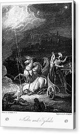 Homer: The Iliad Acrylic Print by Granger