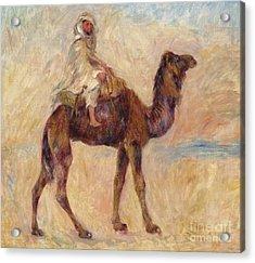 A Camel Acrylic Print by Pierre Auguste Renoir