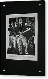 A Day To Remember Acrylic Print by Ryan Flanagan