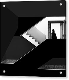 A Dream Without Sleep Acrylic Print by Paulo Abrantes
