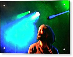 A Flobot In Song Acrylic Print by David Kehrli