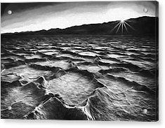 A Last Moment II Acrylic Print by Jon Glaser