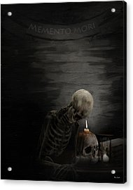 A Time To Remember Acrylic Print by Lourry Legarde