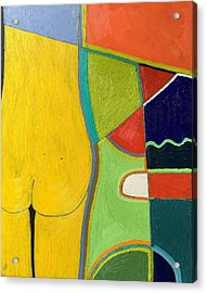 A625 Acrylic Print by Radoslaw Zipper