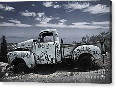Resting Place 1 Acrylic Print by Rod McLean