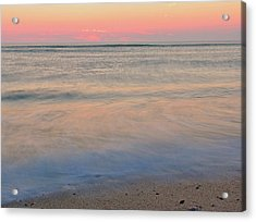Abstract Cape Cod Acrylic Print by Juergen Roth