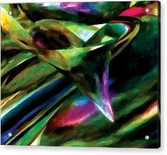 Abundance Acrylic Print by Gerlinde Keating - Keating Associates Inc