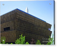African American History And Culture 1 Acrylic Print by Randall Weidner