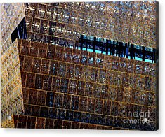 African American History And Culture 3 Acrylic Print by Randall Weidner