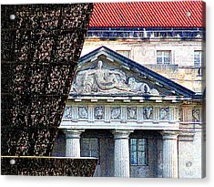 African American History And Culture 5 Acrylic Print by Randall Weidner