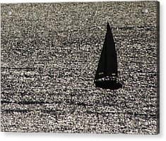 Afternoon Cruise Acrylic Print by Christopher Kirby