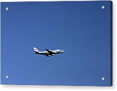 Air Force One Acrylic Print by Duncan Pearson