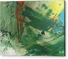 Air Fruit Acrylic Print by TripsInInk