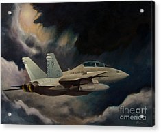 All Weather - Single Craft Acrylic Print by Stephen Roberson