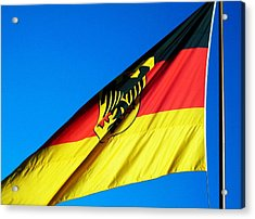 Allemagne ... Acrylic Print by Juergen Weiss