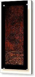 Allure Of Earth 9 Acrylic Print by Amrita Basu