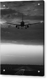 Almost Home Acrylic Print by Andrew Soundarajan