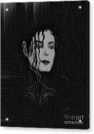 Alone In The Dark I Acrylic Print by Reggie Duffie