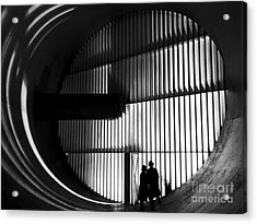 Altitude Wind Tunnel, 1940s Acrylic Print by Science Source