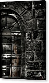 Always Watching Acrylic Print by Luke Griffin