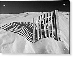 Amoreira Shadows Acrylic Print by John McKinlay