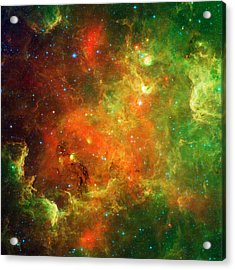 An Extended Stellar Family - North American Nebula Acrylic Print by Mark Kiver