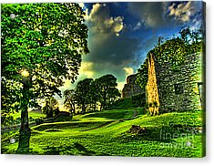 An Irish Fantasy Acrylic Print by Kim Shatwell-Irishphotographer