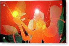 Angel-light No. 01 Acrylic Print by Ramon Labusch