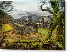 Anglesey Barracks Acrylic Print by Adrian Evans