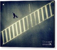 Anonymity Acrylic Print by Dana DiPasquale