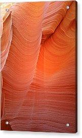 Antelope Canyon - A Dazzling Phenomenon Acrylic Print by Christine Till