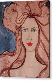 Aphrodite Acrylic Print by Lindie Racz