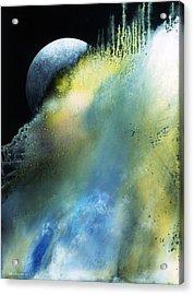 Apollo Acrylic Print by Lee Pantas