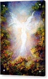 Apparition II Acrylic Print by Marina Petro