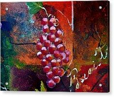 Aroma Acrylic Print by Lisa Kaiser